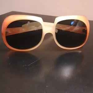Vintage 70s Polaroid Big Sun Sunglasses